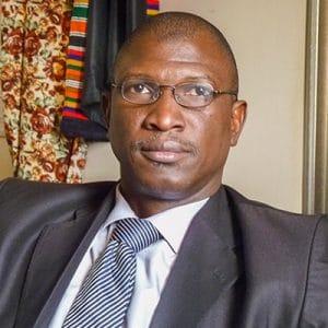 Ousmane Drame, Président du Conseil de l'UPAB