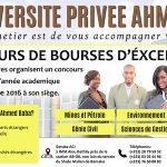 concours de bourses 2016 2017 Bamako