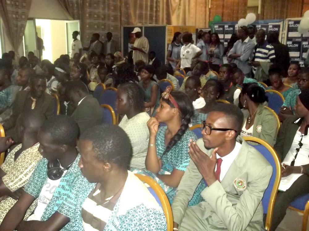 Salon de l'étudiant malien: édition 2015